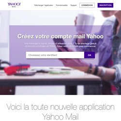 Mail - Messagerie gratuite incluant 1 To de stockage