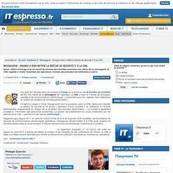 Messagerie : Orange a bien notifié la brèche de sécurité IT à la CNIL