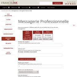Messagerie Professionnelle