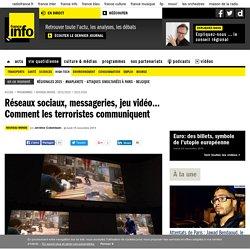 Réseaux sociaux, messageries, jeu vidéo… Comment les terroristes communiquent