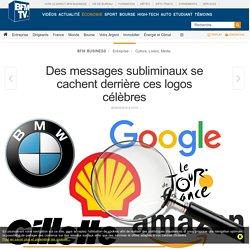 Des messages subliminaux se cachent derrière ces logos célèbres