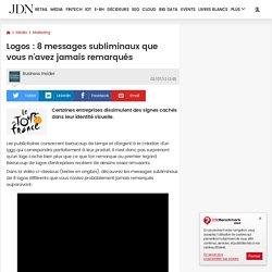 Logos : 8 messages subliminaux que vous n'avez jamais remarqués