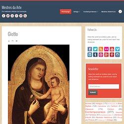 Giotto - Mestres da Arte