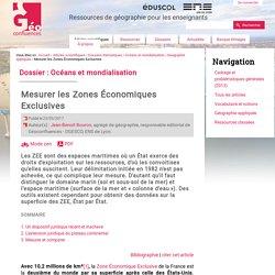 Mesurer les Zones Économiques Exclusives