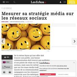 Mesurer sa stratégie média sur les réseaux sociaux