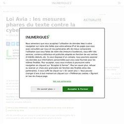 Loi Avia : les mesures phares du texte contre la cyberhaine
