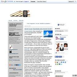 Metablog Journal de l'Hypertexte: Qu'est-ce que l&#039