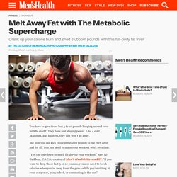 Metabolic Supercharge: 6-Week Workout Plan for Fat Loss