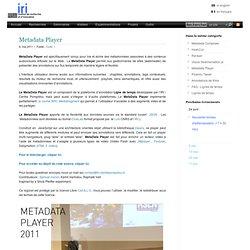 metadata player