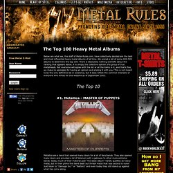 METAL RULES