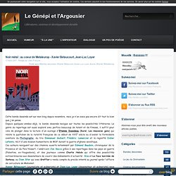 Noir métal : au coeur de Metaleurop - Xavier Bétaucourt, Jean-Luc Loyer