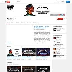 Chaîne de MetallicaTV