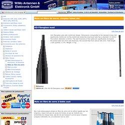 Antennes Wifi UMTS/3G GSM, Postes radio amateurisme, Antenne decametrique, cables coaxiaux, accessoires radios