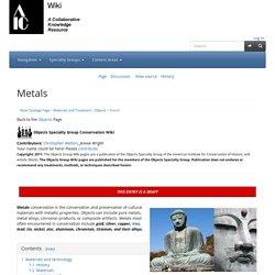 Metals - Wiki