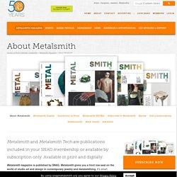 Metalsmith.