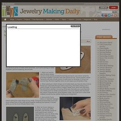 Metalsmithing Specifics: 6 Tips for Sawing and Piercing Two Identical Metal Pieces - Jewelry Making Daily - Blogs - Jewelry Making Daily