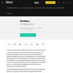 MetaMaus - livre de Art Spiegelman - Critique
