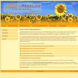 Qu'est-ce que la Métamédecine® ?
