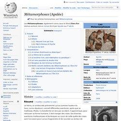 Métamorphoses (Apulée)