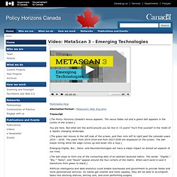 Video: MetaScan 3 - Emerging Technologies