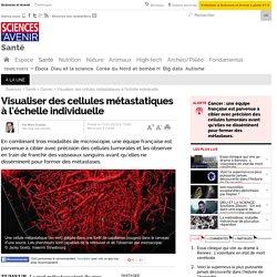 Visualiser des cellules métastatiques à l'échelle individuelle