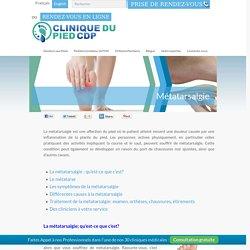 Clinique du pied CDP