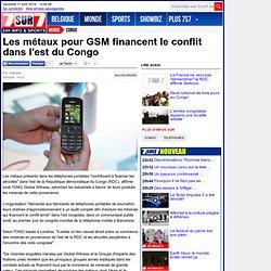 7s7 Monde - Les métaux pour GSM financent le conflit dans l'est du Congo (697653)