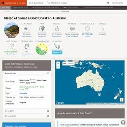 Météo et climat : Gold Coast (Australie) - Quand partir à Gold Coast ?