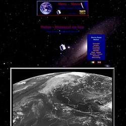 Meteosat on line 24 hours live