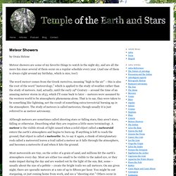Temple of the Earth and Stars