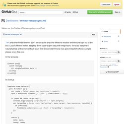 Meteor vs. the Twitter API via wrapAsync and Twit · GitHub