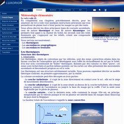 Météorologie élémentaire - Le vol à voile