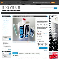 2-Part Methacrylate Structural Adhesive