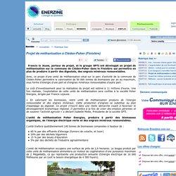 Projet de méthanisation à Cléden-Poher (Finistère)