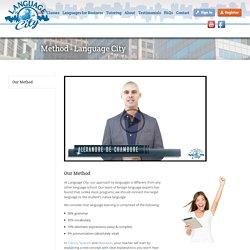 Method - Language CityLanguage City