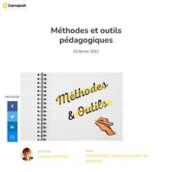 Méthode et outils pédagogiques