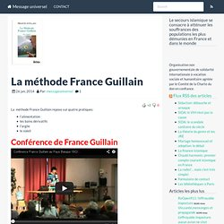 La méthode France Guillain