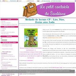 Lire... Ludo : Blog Sanléane