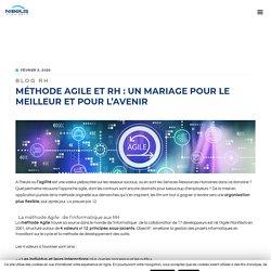 Méthode agile et RH : un mariage pour le meilleur et pour l'avenir - Nibelis