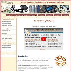 La Méthode des QQOQCP - méthodes et outils de gestion - ouati.com