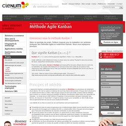 Méthode Agile Kanban : principe et interets pour votre projet web