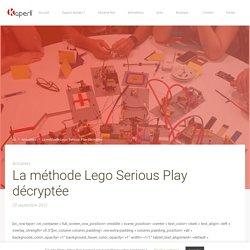 La méthode Lego Serious Play décryptée - Kaperli