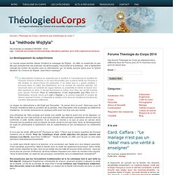 """La """"méthode Wojtyla"""""""