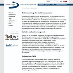 Werner Seeger Qualitätsmanagement GmbH