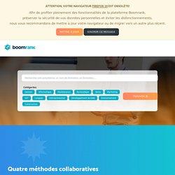 Quatre méthodes collaboratives