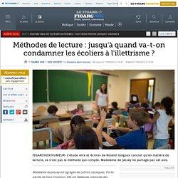Méthodes de lecture : jusqu'à quand va-t-on condamner les écoliers à l'illettrisme ?