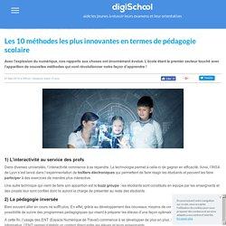 Les 10 méthodes les plus innovantes en termes de pédagogie scolaire