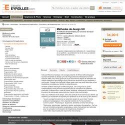 Méthodes de design UX - C.Lallemand, G.Gronier