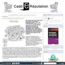 Veille sur les forums : 12 outils/méthodes