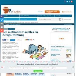 Les méthodes visuelles en design-thinking